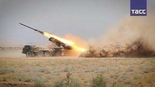 Поднятые по тревоге российские военные уничтожили