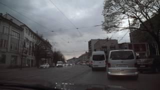 Влог || Катаемся с братом по Калининграду. Начинаю выпуски влогов.