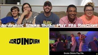 Jordindian: Smoke Shisha Play Fifa Reaction!