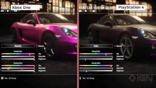 Сравнение графики Need for Speed Rivals Xbox One против PS4(Сравнение графики подготовлено IGN ---------------------------------------------------------------------- http://www.xboxland.net - форум http://www.xboxlandshop.ne..., 2013-11-10T04:58:37.000Z)