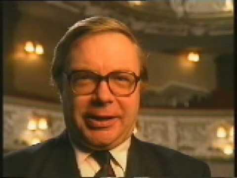 Harold Hobson obituary