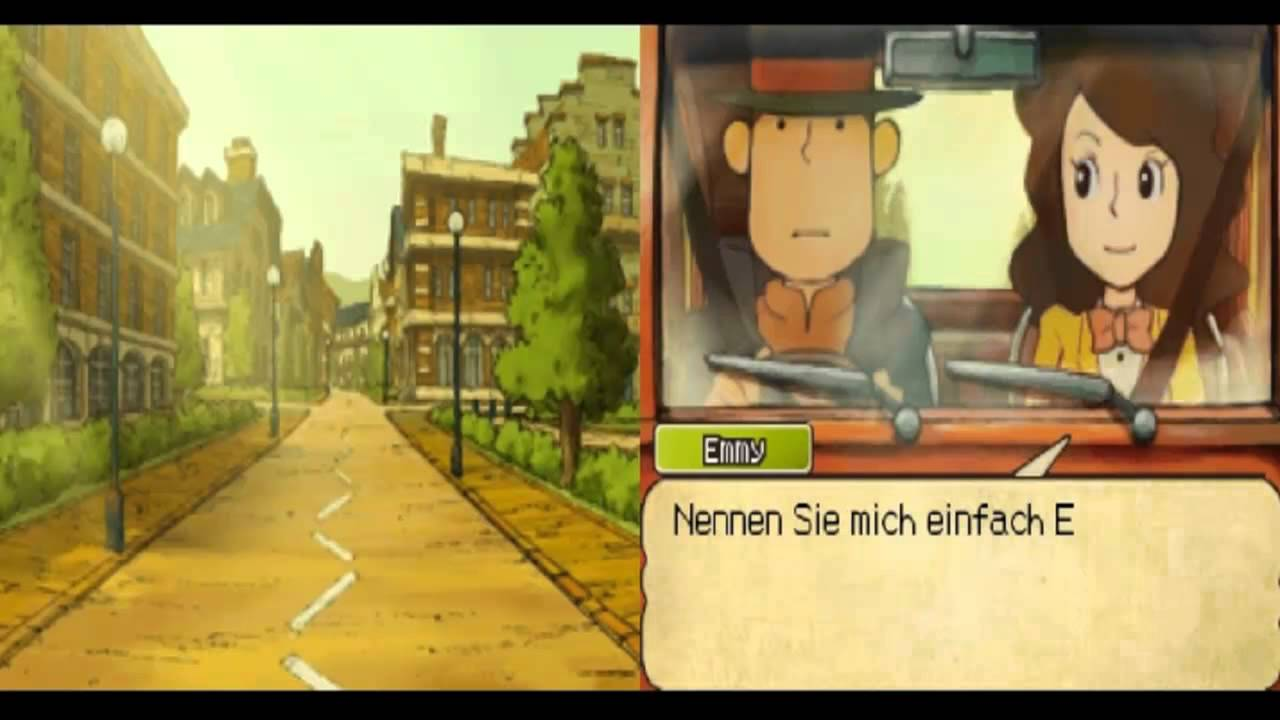 Lets Play Together - Professor Layton und der Ruf des ...