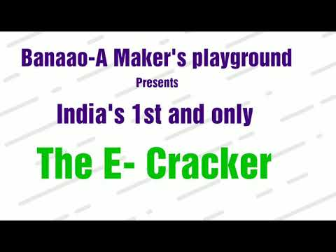 E-cracker | Green Cracker | Eco-Friendly Cracker | Zero pollution Cracker | Diwali Cracker |