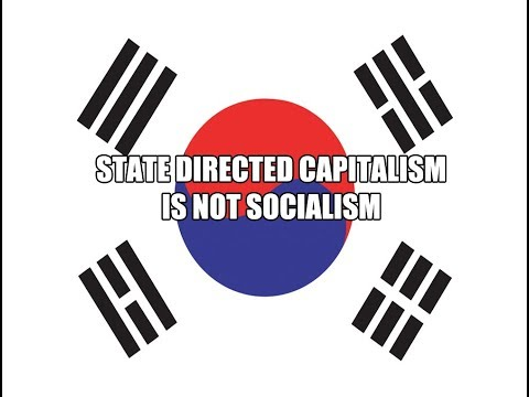 State directed Capitalism is not Socialism.