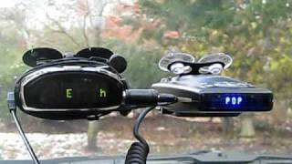 cobra radar detector makes escort 9500ix false 2