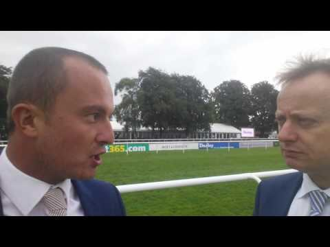 Today's Horse Racing Tips From Newmarket with Channel 4 presenter, Simon Holt
