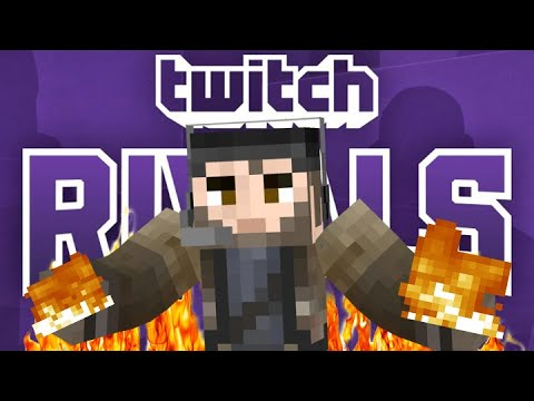 CAMPEON del TWITCH RIVALS MINEDRAFT PVP