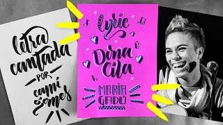 DONA CILA | Maria Gadú (Vídeo Lyric)