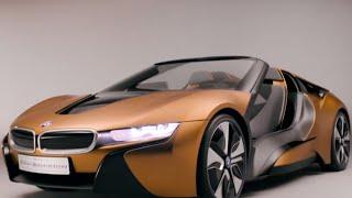 BMW Just Unveiled a Connected, Fully Autonomous Concept Car