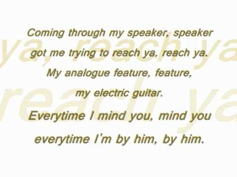 Chris Brown - Electric Guitar