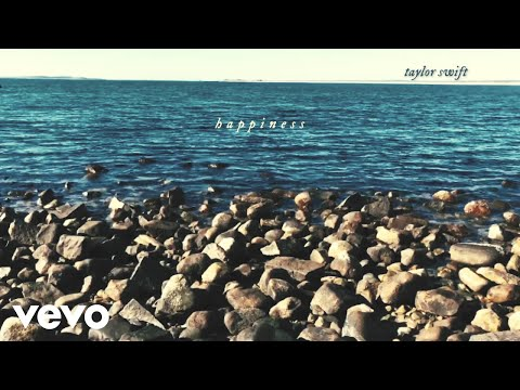 Taylor Swift - happiness (Official Lyric Video)