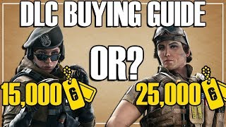 Which DLC Operator Should You Buy? - Siege School (Rainbow Six Siege)