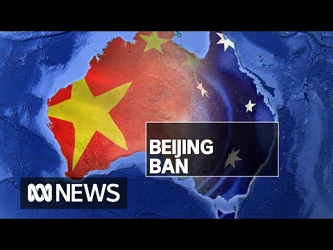 Liberal MPs Banned From Travelling To China For Study Trip | ABC News