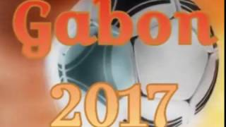 Gabon 2017 Total Africa Cup of Nations Final Draw