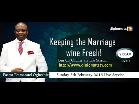 Keeping the Marriage Wine Fresh