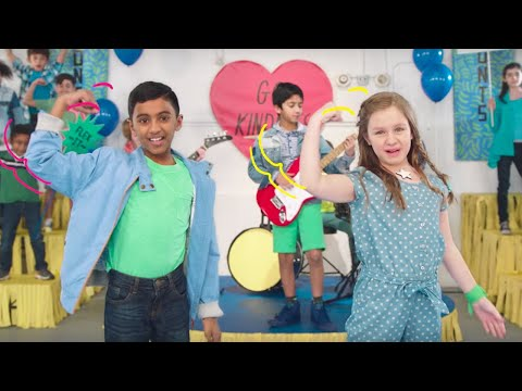 """Kindness is a Muscle"" Official Music Video ft. Aidan Prince, William Alexander 