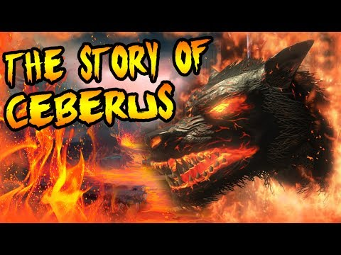 The Story of CERBERUS! 3 HEADED DOG in MOB OF THE DEAD! Call of Duty Black Ops 2 Zombies Storyline