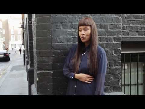StyleRevo TV interviews VV Brown - YouTube