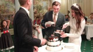 11 Свадебный торт