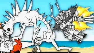 【小熙解说】喵星人大战 超级选拔祭! 抽到异形超激刺骨喵和武神真田幸村!