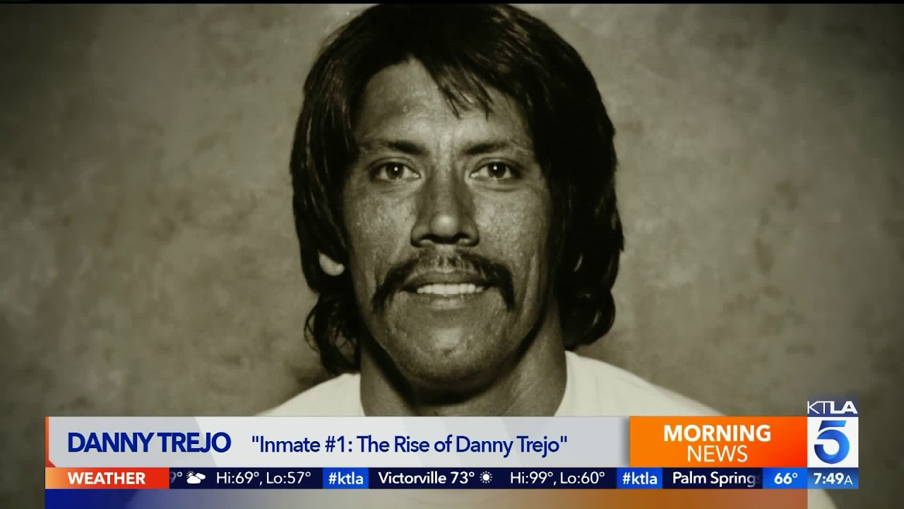 Danny Trejo on his New Documentary that Follows his Rise to Fame