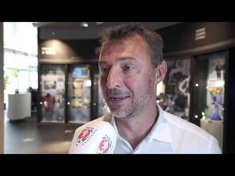 Lidé z RFA - Petr Kouba: Brankář musí umět hrát nohama