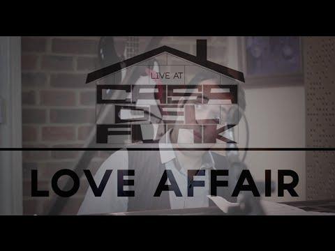 Live at CasaDelFunk - - Jason Rebello & Ola Onabule - Love Affair