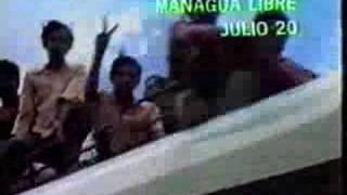 Revolución Sandinista Julio de 1979 (triunfo del FSLN)
