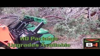 FHX Forestry Mulcher by RockHound on Kubota SVL75