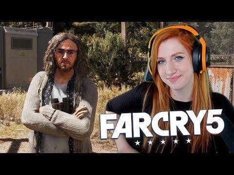 FAR CRY 5 #11 - Freier Fall ◆ Livestream Let's Play