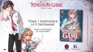 bande annonce de l'album Kingdom Game Vol.1