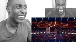 World of Dance 2017 - Les Twins: The Duels (Full Performance)  Reaction Video thumbnail