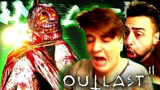 OTELDE EMRECANLA KORKUDAN ÖLDÜK ! Outlast 2 #1
