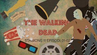 The Walking Dead 11 Episodio 1 & 2  - 10 punti di recensione che nessuno ha chiesto