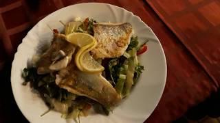 Гастрономические страсти Венгрии  Рыбные блюда и дессерты