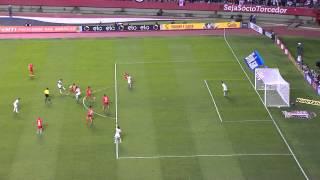 gol de michel bastos contra o internacional 05 09 15 so paulo 2 x 0 internacional