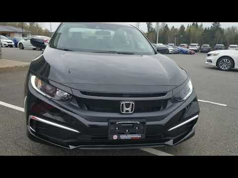 2019 Honda Civic DX Manual for Bev