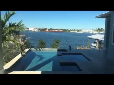 Fort Myers Beach Bayfront New Home For Sale