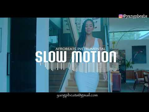 *NEW* SLOW MOTION  II WIZKID X NOT3 X TEAM SALUT  UK DANCEHALL TYPE BEATS
