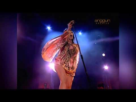 Anggun - Cesse La Pluie (Live in Medina Mediterranea Yasmine Hammamet, 2005 Tunisia - Africa)