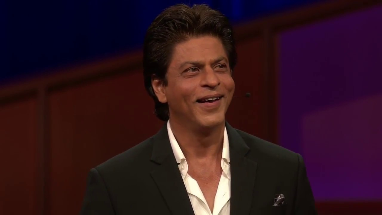 Thoughts on humanity, fame and love Shahrukh Khan