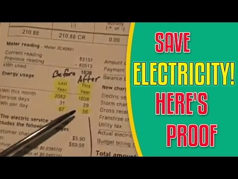 Energy Saving Device Review!