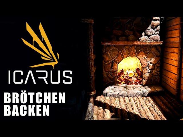 Icarus 🌿 Brötchen backen #09 [Lets Play | Gameplay Deutsch]