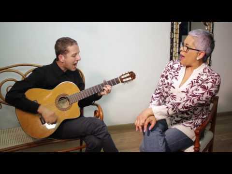 """""""Cerca De Ti"""" con Mauricio Diaz. Eugenia León"""