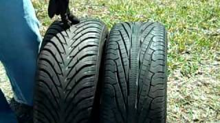 How to Buy a Used Tire - Part 2 of 3