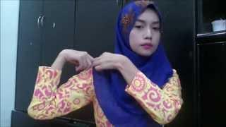 lace halfmoon shawl tutorial Thumbnail