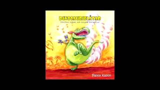 Har du sett nån dinosaurie idag   DINOSAURIELÅTAR - musik om dinosaurier för barn  Pappa Kapsyl