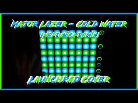 Major Lazer - Cold Water (Neptunica Matt Defreitas Remix) Launchpad Cover + Project File