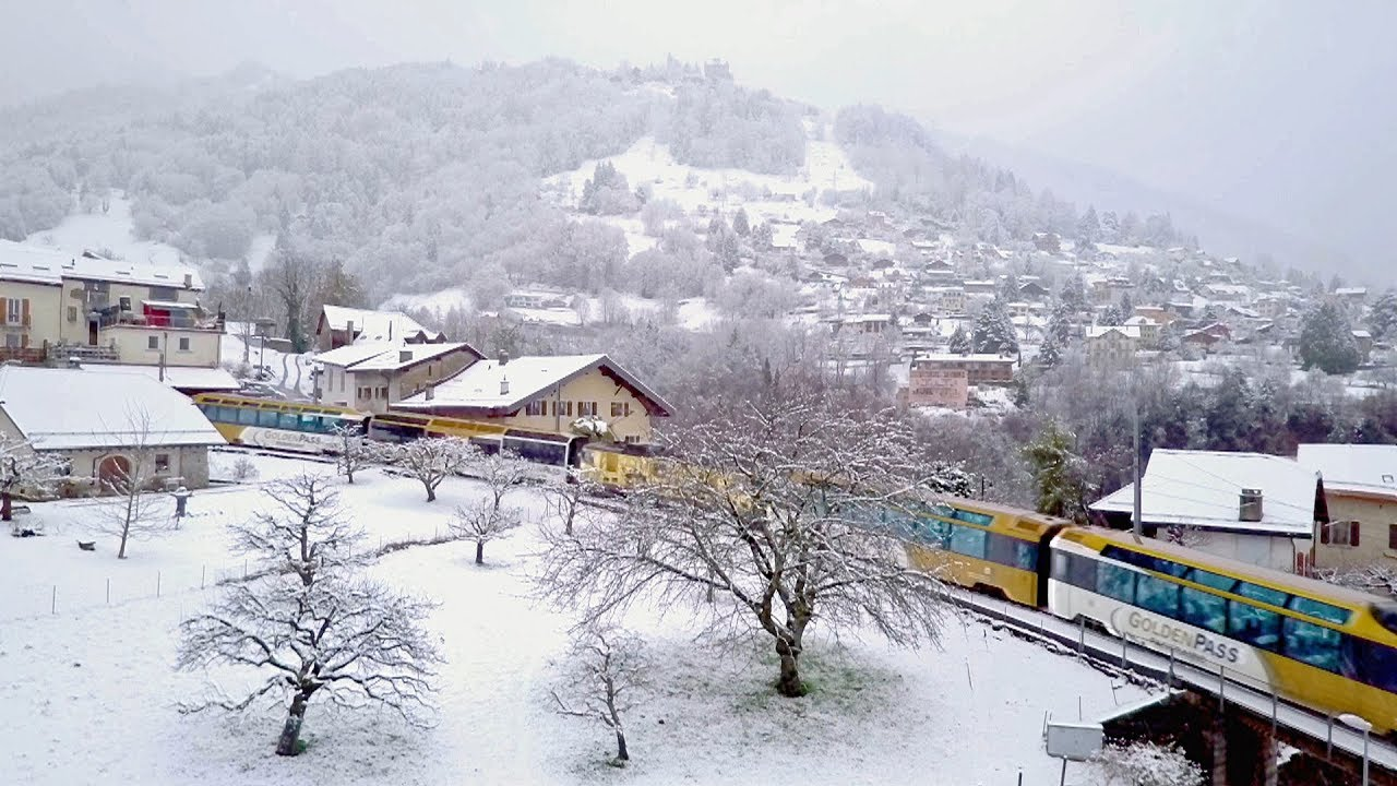 Golden Pass Line - Real Rail Adventures