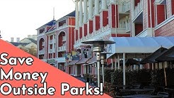 Free and Cheap Things to Do Outside of Disney World Parks